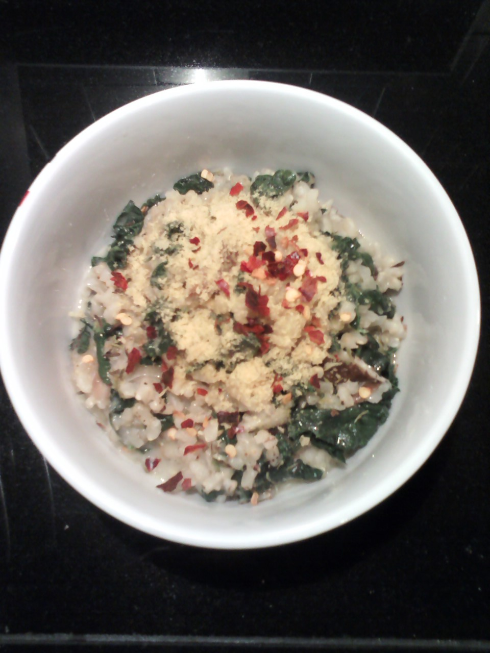 Coconut Risotto Finish 2
