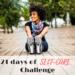 21 Days of Self-Care Challenge