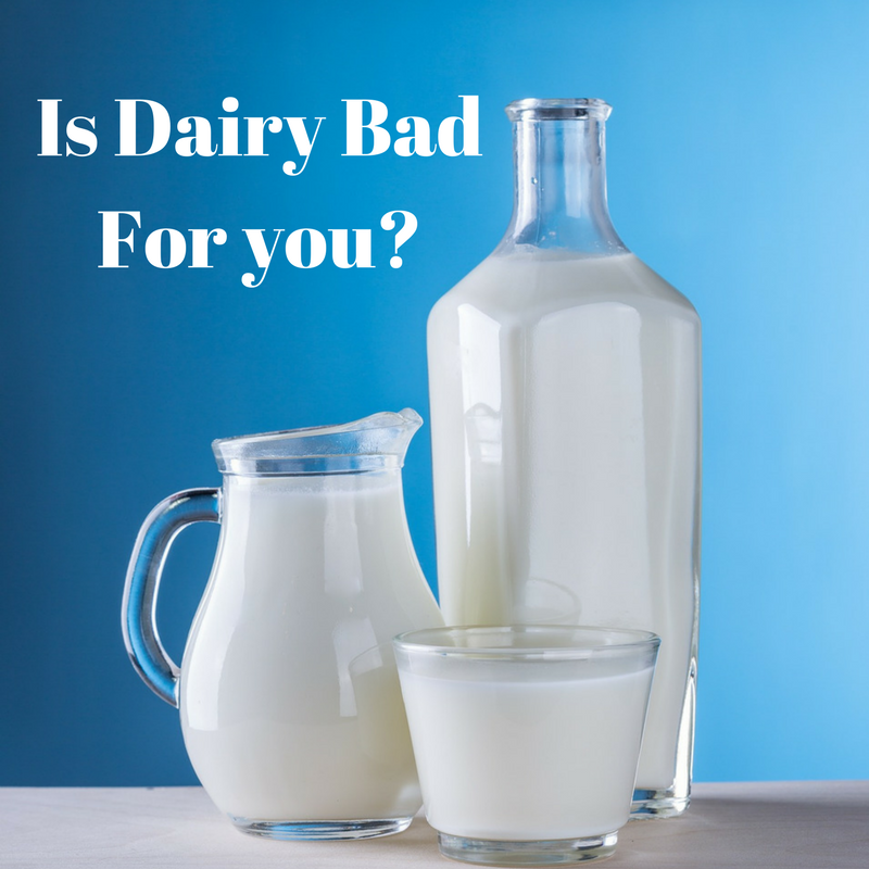 Is Dairy Bad For You ?
