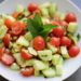 The Easiest Summer Salad (5 ingredients)