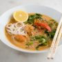 Warming Thai Coconut Soup (Khao Soi)